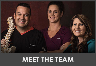 Chiropractor Grand Junction CO Dr. Christopher Angello and Team